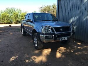 Holden Rodeo 2006, $7000 NEG Renmark North Renmark Paringa Preview
