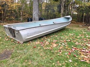 12 foot aluminum boat for sale