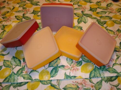 Tupperware Sandwich Keepers 5 Sets