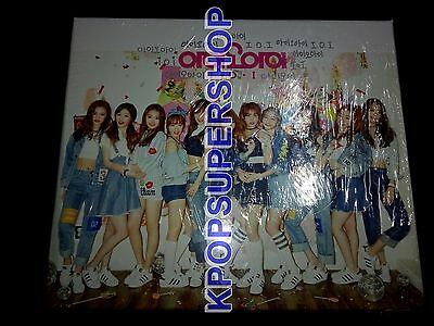 I.O.I Chrysalis Special Limited Edition CD NEW Sealed Poster IOI Super RARE