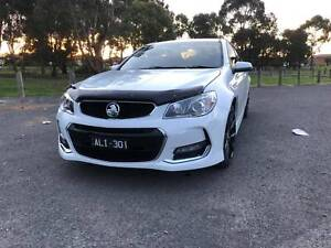 2017 Holden Commodore Sv6 6 Sp Automatic 4d Sedan