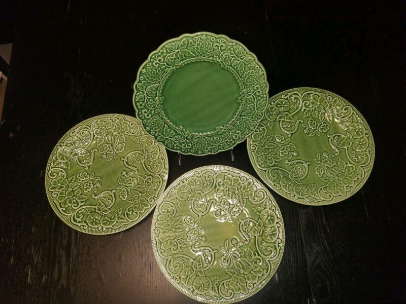 Bordello Pinheiro Dinner plates-set of 4