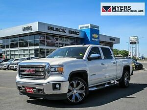 2015 GMC Sierra 1500 SLT, SUNROOF, CREW CAB 6'6 BOX