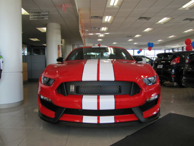 Image 1 of Ford: Mustang Red 1FA6P8JZ5H5520460