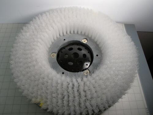 """Tennant 1246595 16"""" Round Cleaning Scrubbing Rotary Nylon Brush for 32"""" Machine"""