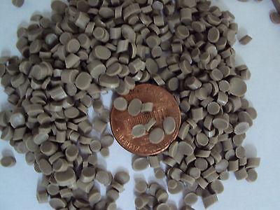 Multi-Flex TPE A6202MR Thermoplastic Elastomer Plastic Pellets Resin 10 Lb Beige