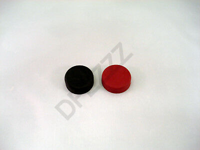 Hobart Mixer Switch Cover On Off Part Rubber Set Of 2 1 Red 1 Black