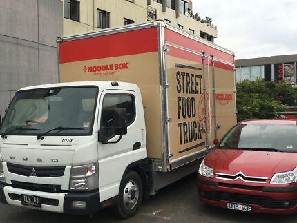 Food Truck Melbourne CBD Melbourne City Preview