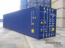 40HC Shipping Container (High Cube) - NEW - Coolum Beach Coolum Beach Noosa Area Preview