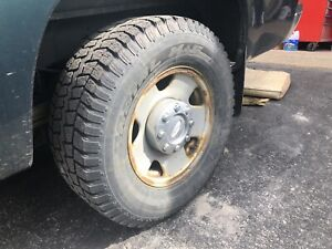 Ford F-250 Wheels and Tires
