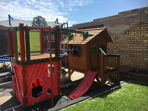 Kids children's cubby house, play gym and activity centre West Footscray Maribyrnong Area Preview