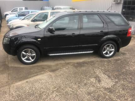 2005 Ford Territory Wagon DUAL FUEL Fawkner Moreland Area Preview