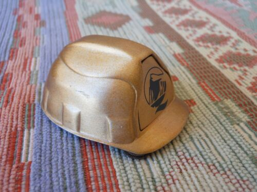 Vintage Prudential Insurance Hard Hat Construction   Insurance Advertising