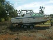 cabin cruiser Wedderburn Loddon Area Preview