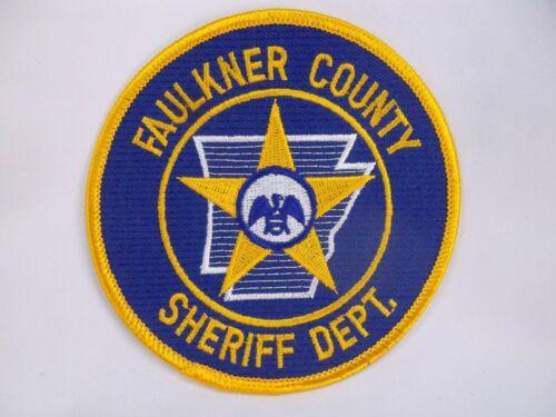713 Arkansas FAULKNER COUNTY SHERIFF DEPT Patch -