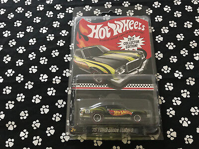 Hot Wheels 2017 '76 FORD GRAN TORINO K-MART Exclusive Mail-In IN HAND