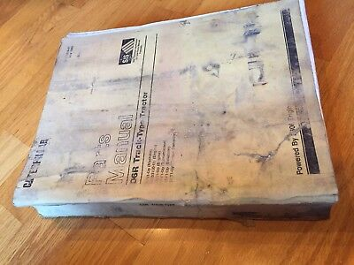 CATERPILLAR CAT D6R D6 TRACK TRACTOR DOZER PARTS BOOK MANUAL S/N 9PN for sale  Eugene