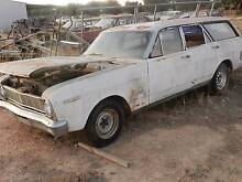 1968 XT FORD STATION WAGON (221 SIX CYLINDER) OPEN TO OFFERS Irymple Mildura City Preview