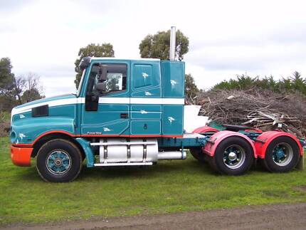 2001 Iveco, ISX @ 457HP. 18sp, air bag. VERY TIDY Bannockburn Golden Plains Preview