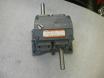 Boston Gear Dm5 Speed Reducer Reductor Tw113b-600 Input Rpm 1750
