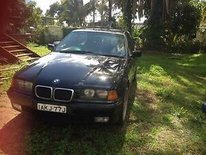 1997 BMW 316I Coupe Blown Head Gasket Wauchope Port Macquarie City Preview