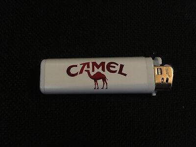 CAMEL red Feuerzeug nicht nachfüllbar.