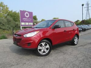 2013 Hyundai TUCSON GL ONE OWNER CLEAN CAR PROOF GREAT CONDITION