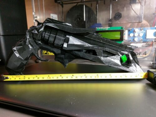 3D Printed Thorn Hand Cannon From The Game Destiny