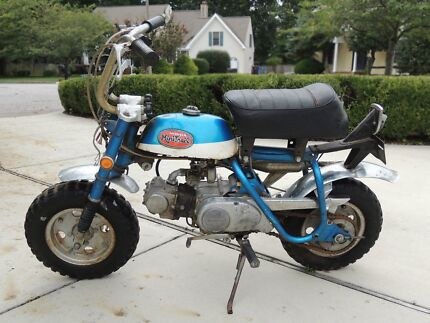 Wanted: looking for a z50a project or bike any condition