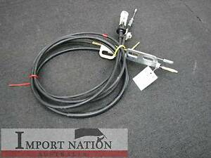 Mitsubishi Legnum Auto Shifter Twin Cables - Release Braeside Kingston Area Preview