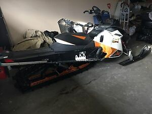 """2012 Skidoo 800 Etec 154"""" 3201 kms asking only $4500"""