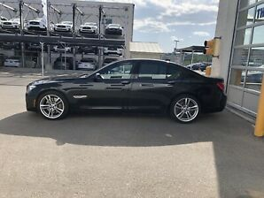 2012 BMW 750ix w/ Warranty from BMW