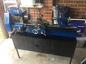 Metal Lathe Narre Warren South Casey Area Preview