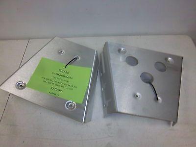 Aluminum A-arm Skid Plates (RANGER 900 570 DIESEL XP HD CREW ALUMINUM REAR A-ARM SKID PLATES GUARDS)