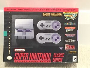 SNES Classic Available for Trade