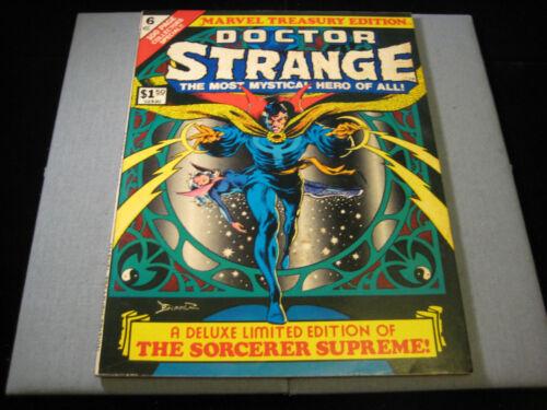 Doctor Strange Marvel Treasury Edition #6 (Marvel, 1975)