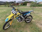 2014 RMZ 250 Ferntree Gully Knox Area Preview