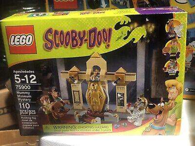 NEW LEGO 75900 Scooby-Doo Mummy Museum Mystery