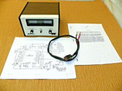 Ten Tec Model 405 QRP Amplifier 50 Watts Output 80-10 Meters w/Copy of Manual