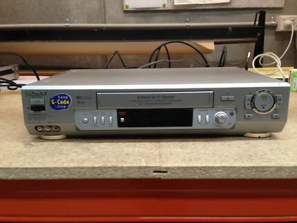 SONY VHS VIDEO CASSETTE RECORDER SLV-EZ77 6 HEAD HI-FI STEREO Yagoona Bankstown Area Preview