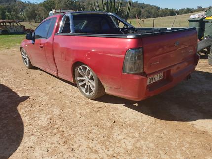 Ford econovan cars vans utes gumtree australia mudgee area ford fg xr6 ute fandeluxe Choice Image