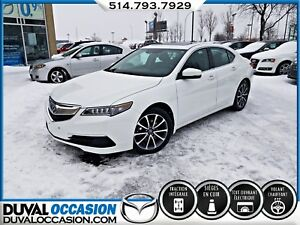 2015 Acura TLX Elite V6 + AWD + NAVIGATION + CUIR + TOIT OUVRANT