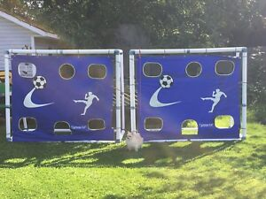 Soccer Nets & Target Shooting - REDUCED