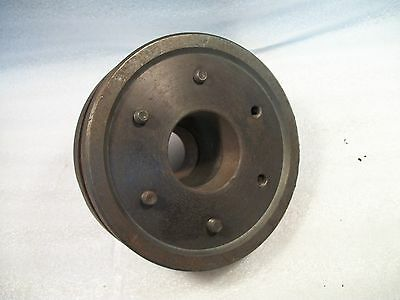 Grinding Wheel Mount Hub For 2 Max Thick X 5 Hole Grinding Wheel Weldon
