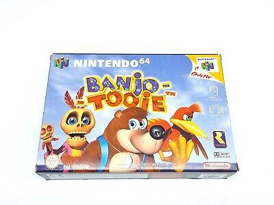 Nintendo 64 Banjo Tooie PAL VGC - TOP N64