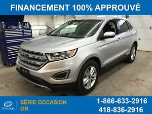 Ford Edge Sel, Awd, Cuir, Camera De Recul 2016