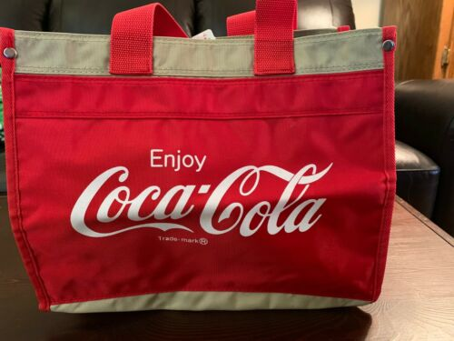 Vintage Coca Cola Hand Bag New Rare (Make an offer)
