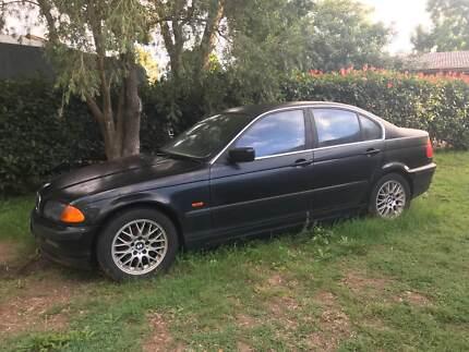 2001 BMW SED