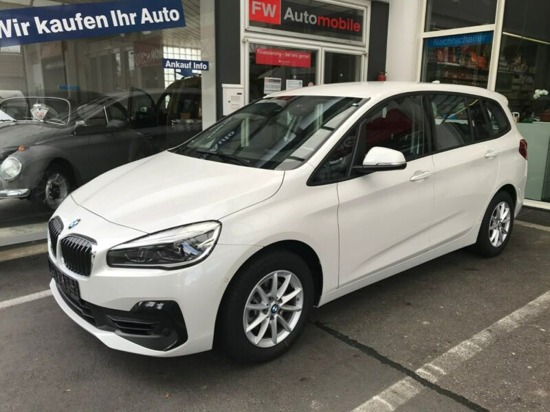 BMW 216i Gran Tourer Advantage Navi LED Driving M+S