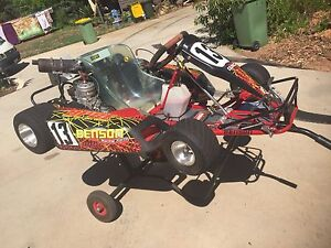 Twin engine go kart Mount Helena Mundaring Area Preview